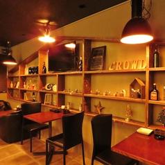 Dining&Bar Crowd クラウドの雰囲気1