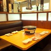 焼肉 鉄人 新宿歌舞伎町店の雰囲気2