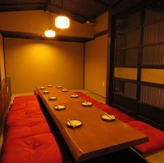 広いお座敷席は会社宴会、各種宴会にオススメです♪