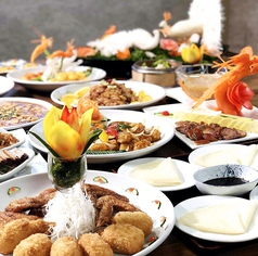 中国料理 九龍居 北区店の写真