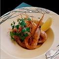 料理メニュー写真南蛮海老のフリット