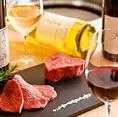 ワイン×絶品肉×素敵空間。外せない大切な日に。接待、記念日、誕生日は『京城苑』へ。