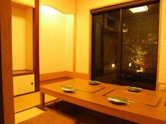 ろく条ときわ 鉄板茶屋の雰囲気1