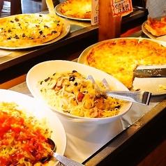 Ocean's PIZZA オーシャンズピザ Gala青い海内の特集写真