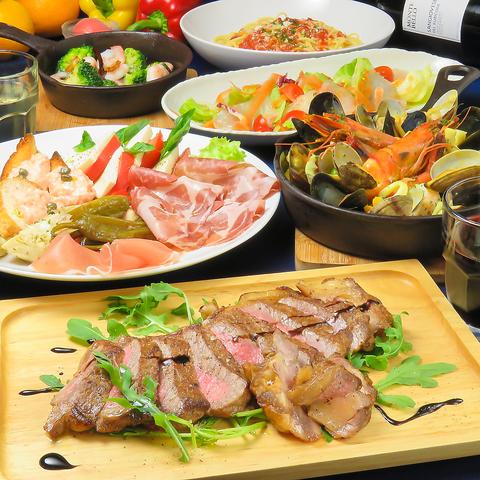 一流シェフの創作料理と厳選ワインが愉しめるイタリアンレストラン【イタレビーノ】
