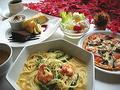 料理メニュー写真秋のパスタコース