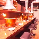 黒毛和牛焼肉と韓国料理 ハヌルの雰囲気3