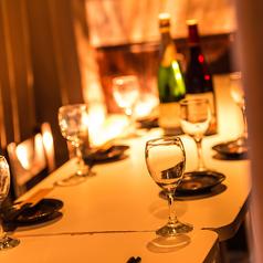 女子会限定!飲み放題にスパークリングワイン追加♪女子会でお得に「泡会」楽しんでください◎プライベートを確保した個室でゆっくりとお楽しみいただけます♪