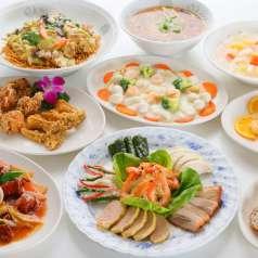 中国料理 萬寿殿特集写真