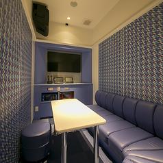 個室(フロアによって色違いがございます)