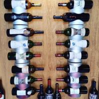 豊富な種類のワイン