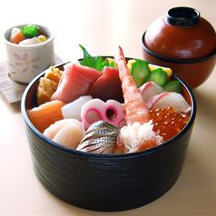 鮨処 銀座 福助 サンシャイン60店のおすすめランチ1