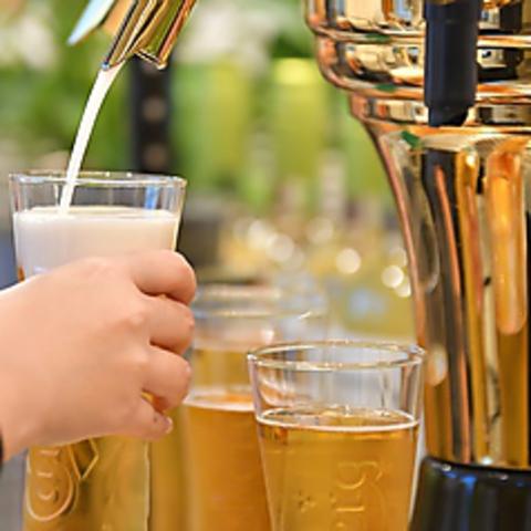 NEW☆【会社帰りにサクッと】生ビールもOK≪120分約50種より選べる単品飲み放題≫2000円→1500円
