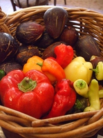 【採れたて】自家栽培野菜