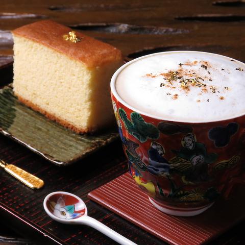 金沢の歴史を感じる純和風の空間。地物食材・器など石川の魅力を楽しめるカフェ&バー