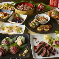【個室完備】仙台の名物料理に人気の創作肉和食を堪能!