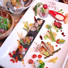 淡路の魚と淡路牛 Cucina ottoのコース写真