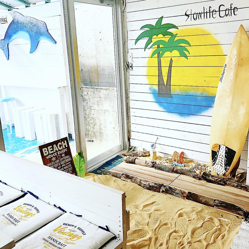 SLOWLIFE cafe&bar 店舗イメージ2