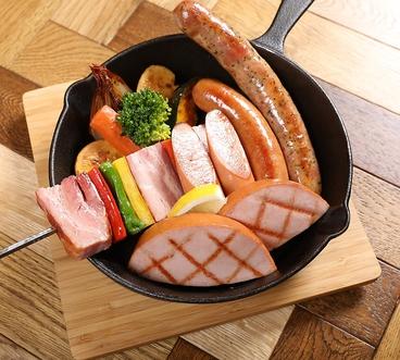 GRILL&BEER SAIBOKUのおすすめ料理1