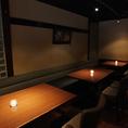 人気の個室席はご予約お早めに♪お客様のご利用お待ちしております!