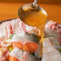 自慢の鍋料理と徳島の美味しいものを!