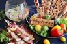 炭火野菜巻き串と炉端焼き 博多 うずまき 宮崎店のおすすめポイント1