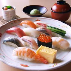 鮨処 銀座 福助 サンシャイン60店のおすすめランチ2