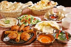 インドレストラン SURAJ 長居店の写真