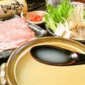 料理メニュー写真明太子鍋