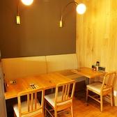 マンゴツリーカフェ 川崎の雰囲気3