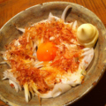 料理メニュー写真産地直送!淡路島産ブランド玉葱のオニオンスライス