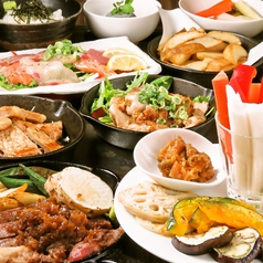 Ju-Ju Dining 鉄は熱いうちに打てのおすすめ料理1