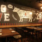 鉄板肉酒場 LOVE&29 京橋店の雰囲気3