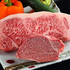 鉄板Steak 一期一会のコース写真