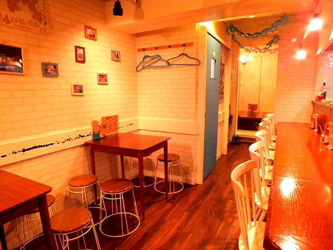 アヒージョやパエリア、他無国籍料理を堪能♪長岡駅東口の小さな大人の隠れ家シエスタ