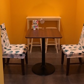 フルベジカフェ バルーンの雰囲気2