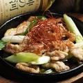 料理メニュー写真◆京野菜・九条ネギとせせりのゆず胡椒ポンズ◆