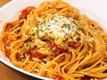 料理メニュー写真スパゲティミートソース