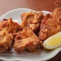 料理メニュー写真国産鶏の自家製 醤油ザンギ