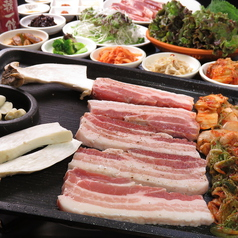 韓一館 鶴橋のおすすめ料理1