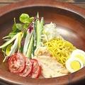 料理メニュー写真北海道ラーメンサラダ