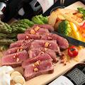 料理メニュー写真牛サーロインステーキ 150g