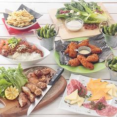 ビアカーニバル バドワイザーカーニバル ビアホール 新橋店のおすすめ料理1