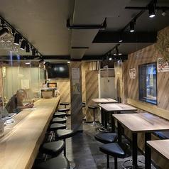 鉄板焼きbar FURANKEN フランケン 栄店の雰囲気1