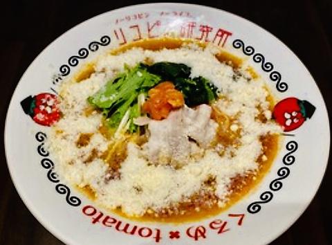 久留米で有名なトマト辛麺屋☆