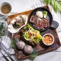 料理メニュー写真お好きな料理を選んで作る『ハワイアン コンボプレート』