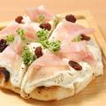 料理メニュー写真ゴルゴンゾーラチーズのフォカッチャ