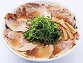料理メニュー写真チャーシュー麺