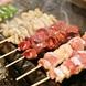 備長炭を使用した本格炭火料理を上野で!