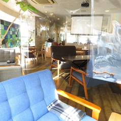 カフェアラモード cafe alamodeの雰囲気1